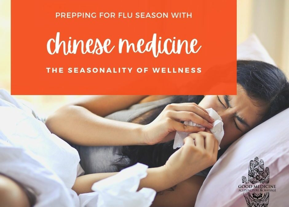 The Seasonality of Wellness | Prepping for Flu Season with Chinese Medicine